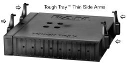 RAM Tough Tray Not Included